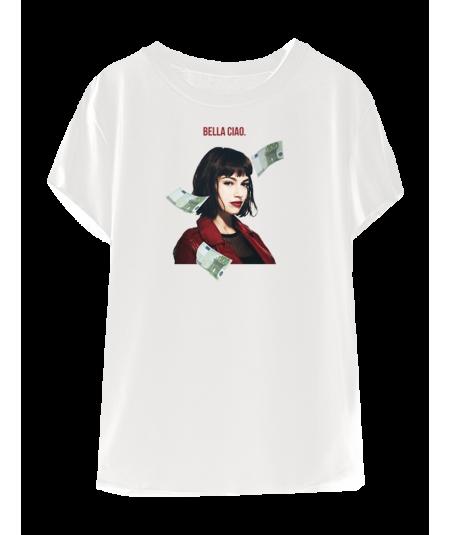 T-Shirt Casa de Papel
