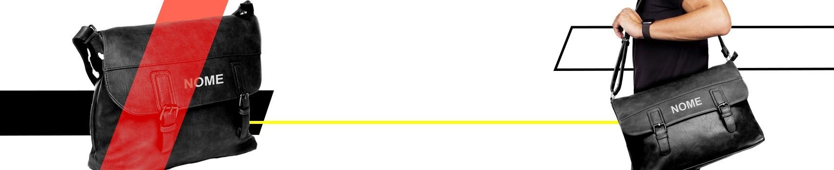 Tracolle Personalizzabili - Borse a Tracolla personalizzate e da personalizzare