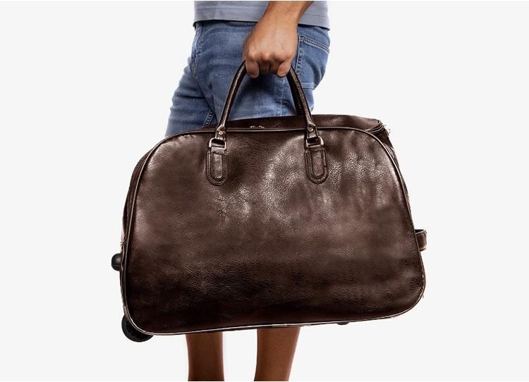 Meglio il trolley o il borsone da viaggio? Pro e contro